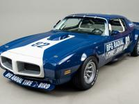 1970 Pontiac Firebird Trans-Am VIN: 72AS18 In the days