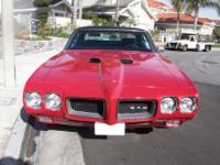 1970 Pontiac GTO 88,878 miles , very original , 400 YS