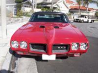 1970 Pontiac GTO 88878 miles , very original , 400 YS