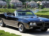 The Pontiac GTO is an American car developed by