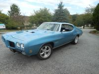 Here is a super nice Pontiac GTO  that under went a