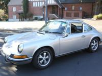 Up for sale my baby 1970 PORSCHE 911T  This car has