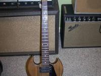 1970's Gibson SG Special II. Serial number indicates