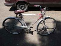 1970's Western Flyer Mens bike. In great shape does