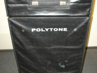 Cool 1970's Polytone Suitcase Amplifier w/Matching