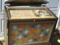 Rowe AMI Cadette Juke Box from mid to late 1970's.