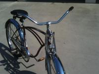 Early 1970's Schwinn beautiful Cruiser. Original