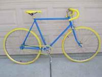 1970's Schwinn Varsity Single Speed Road Bike - $160