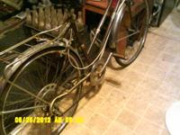 1970`s Vintage JC Penny Five Speed Bike With Rear