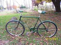 Hello, I have for sale an all original 1970 Schwinn