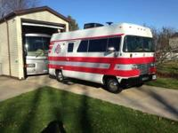 1970 Starcraft Class A Motor home for sale