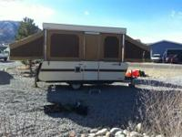 1970 Starcraft PopUp Camper. Good health condition and