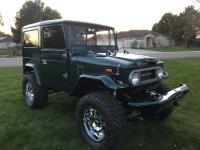 1970 Toyota Land Cruiser FJ40-one of a kind,