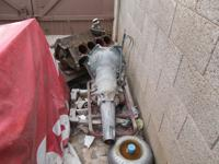 I,ve got a 1970 Turbo 400 Automatic Transmission for a