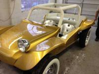 1970 Volkswagen Beetle Dune Buggy This is one unique