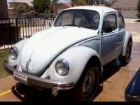 This is a 1970 VW Bug. It runs very good. However; I