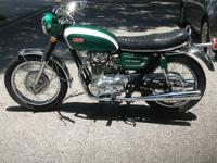 A very rare and highly collectible 1970 XS1 (first year