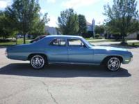 1970 Buick LeSabre This American classic sedan has been
