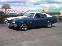 Real Super Sport Chevelle With its Matching Number
