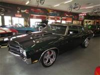 Here is a nice solid California 1970 Chevelle with a GM