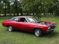 1970 Chevrolet Chevelle American Classic This is an