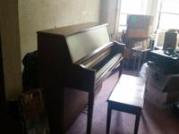 1970s-1980s SOHMER CONSOLE PIANO It might need a