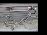 1970s Schwinn CHROME 10-SPEED TOURING BIKE SERIAL