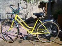 1970s Schwinn Collegiate 5 speed girls bike in great