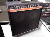 1970s RANDALL Commander IV 4x10 COMBO AMP.    Excellent
