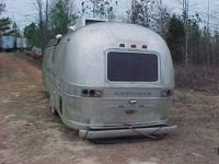 My Grand-dad bought this Airstream Travel Trailer new