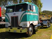 Own a piece of trucking history. This is the cleanest