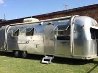 1971 airstream international 31ft travel trailer roof