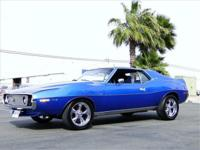 1971 AMERICAN MOTORS 'AMX' THIS IS A REAL AMX, STROBE