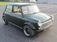1971 Austin Mini Cooper 1380 RHD 19,000 miles on the