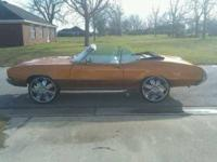 1971 Buick Skylark Convertible American Classic This is