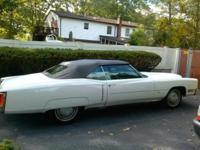 1971 Cadillac Eldorado for sale (NY) - $19,900. '71