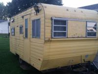 1971 Project Camper--Bought this as a project just