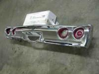 Nice looking 1971 Chevelle SS Rear Bumper. Would look