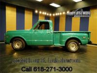 Very nice 1971 Chevrolet C10 for sale looks and runs