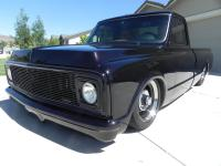 1971 Chevrolet C10 LS2 V8 4L65E Air Ride Show Truck.