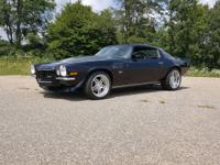1971 rs z28 Camaro Colorado car all original rust free