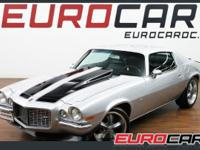 FEATURES: NUMBERS MATCHING 18 Foose Wheels Z28 Trim and
