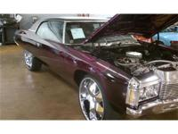 This 1971 Caprice Classic is presented in a custom
