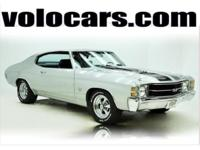 This is a Chevrolet Chevelle for sale by Volo Auto