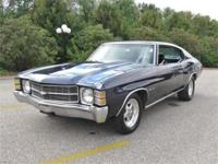 This 1971 Chevelle Malibu runs and drives great with an