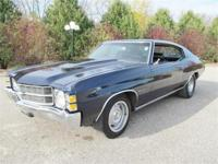 This 1971 Chevelle Malibu runs and drives great with a