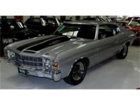 This 1971 Chevrolet Chevelle (Stock # P5356) is