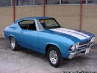 Make:  Chevrolet Model:  Chevelle Year:
