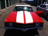 Selling my 1971 Chevrolet Chevelle SS LS5 -- In 1971