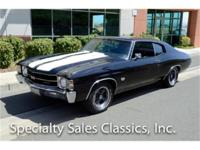 This 1971 Chevrolet Chevelle SS 454 (Stock # B1731) is